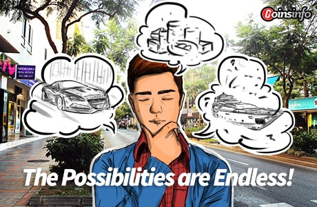 Bitcoin Possibility