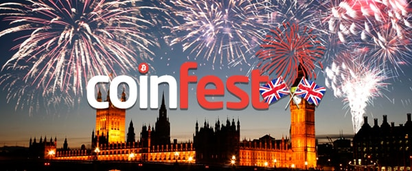 Coinfest UK 2016