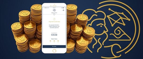 Bitcoin NFC Payments