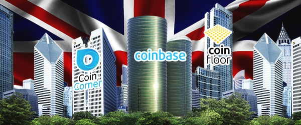 UK Bitcoin Exchanges