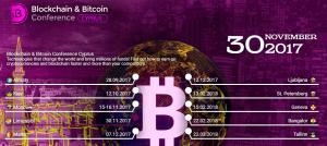Blockchain & Bitcoin Conference Cyprus