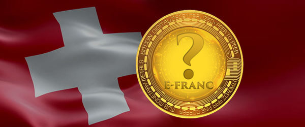 Swiss Government on Its Way to Launch Crypto E-Franc