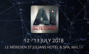 Artificial Intelligence Malta Summit 2018