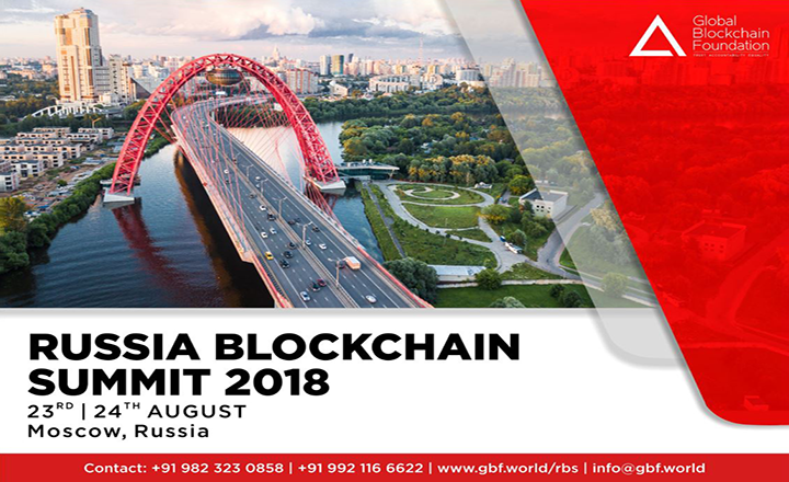 Russia Blockchain Summit