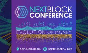 NEXT BLOCK Conference Sofia 2018