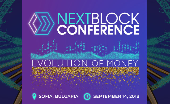 NEXT BLOCK Conference Sofia 2018