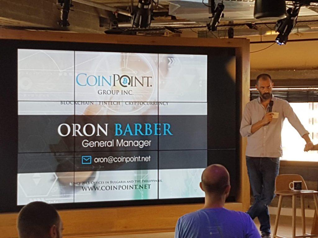 Oron Barber