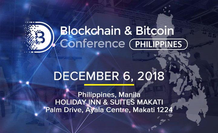 Blockchain & Bitcoin Conference Philippines 2018