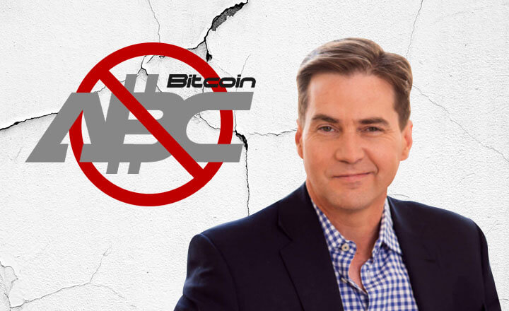 Craig Wright: If You Support ABC, We Will Remove You