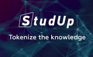 International Project StudUp to Tokenize the Knowledge of Young Specialists