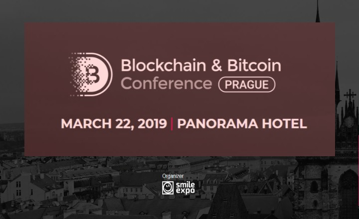 Blockchain and Bitcoin Conference Prague 2019